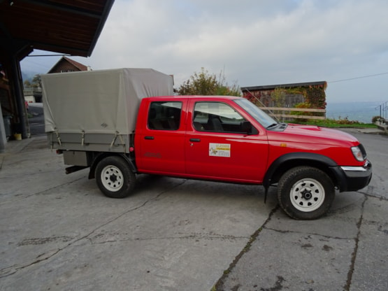 Nissan Pick-up 2.5TDi 4x4