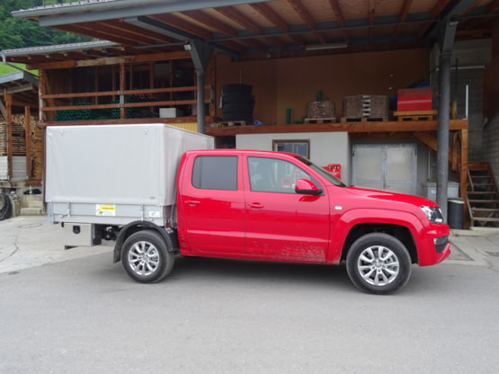 VW Amarok Double Cab